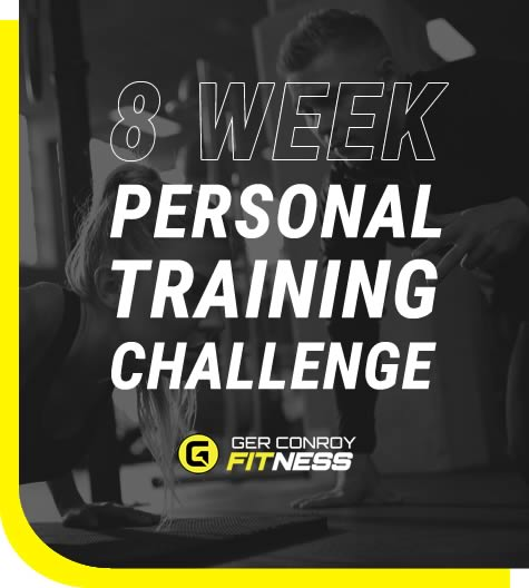 8 Week Personal Training Challenge