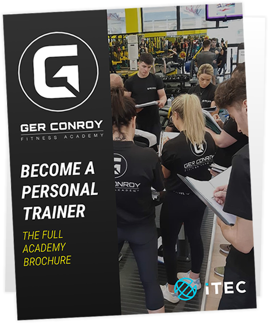 Ger Conroy Fitness Academy Brochure