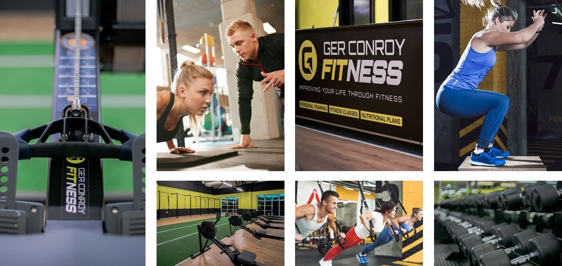 Ger Conroy FitnessJunction 6 Castleknock Fitness Classes Gym